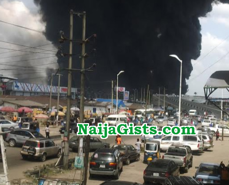 fire explosion oil pipelines warri delta