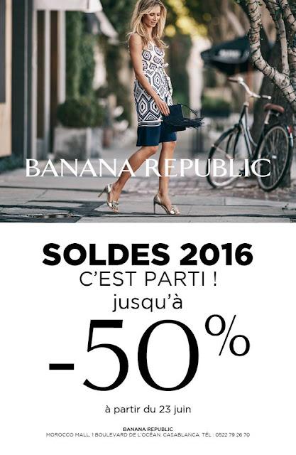 banana republic soldes été 2016