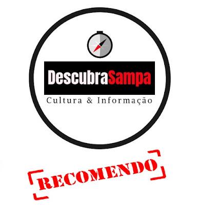 Logotipo Descubra Sampa - Recomendado
