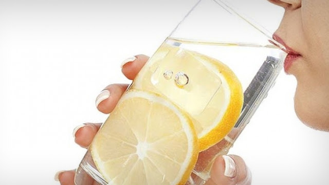 Benefits of Drinking Water Lemon in the Morning