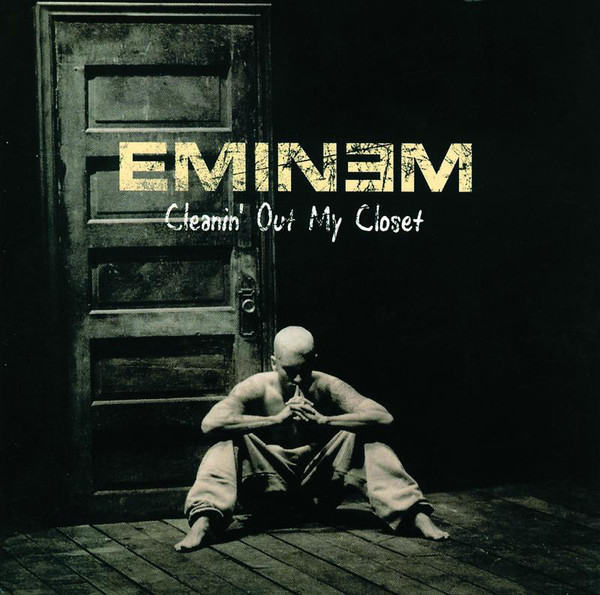 Eminem - Cleanin` Out My Closet - Single Cover