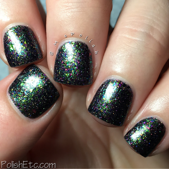 Grace-full Nail Polish - Rainbow Sparklers - McPolish - Rainbow Explosion