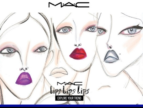 Hudson's Bay Free MAC Cosmetics Lipstick Gift With Purchase
