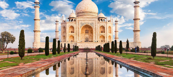 افضل الاماكن السياحية في الهند