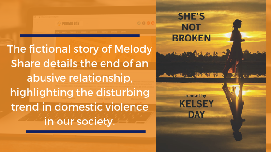 She's Not Broken by Kelsey Day