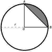 Cara Menghitung Rumus Luas Tembereng Lingkaran