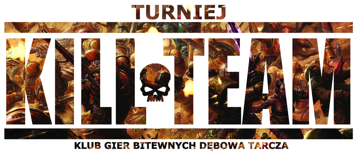 Turniej Kill Team - logo