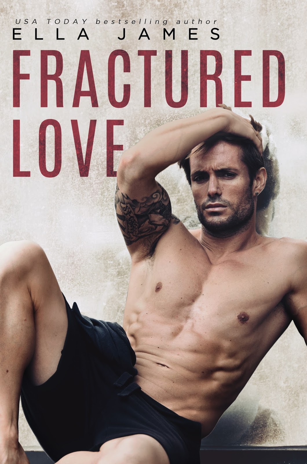 Title: Fractured Love An Offlimits Romance Standalone