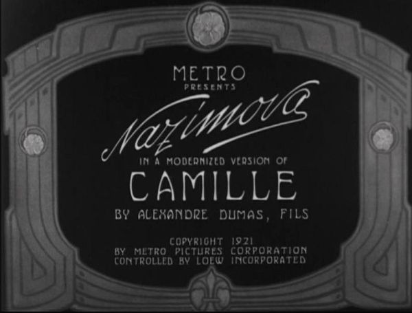 camille 1921