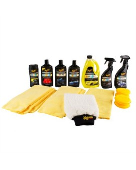 Meguiar's G55048 Ultimate Car Care Kit