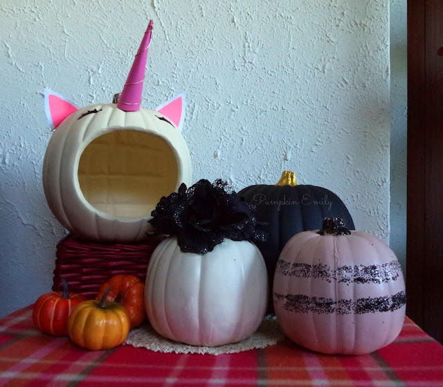 DIY Pumpkins for a Pumpkin Life Hack