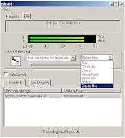 radio electrica: edcast