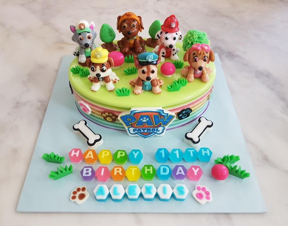 Jelly Cake Making: Yochana's Cake Delight! : P. Patrol Jelly Cake