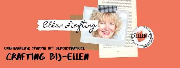 Stampin' Up! NL3 Ellen Liefting, onafhankelijk Stampin' Up! demonstratice.
