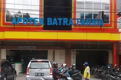 Lowongan Kerja Apotek Batra Farma Pekanbaru November 2018