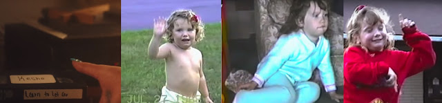 Still Image from the release of Kesha's new song 'Learn to Let Go' Kesha's Childhood