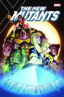 """diez portadas alternativas para la próxima serie """"New Mutants: Dead Souls"""""""
