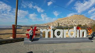 Mardin manzara