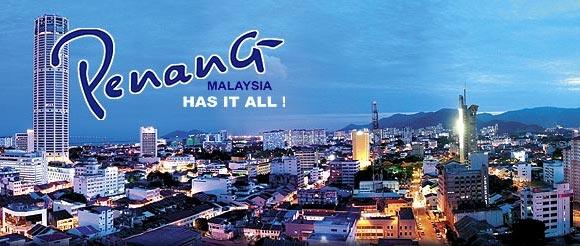 Penang, Tarikan Pelancongan Terulung di Malaysia
