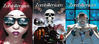 Zombillénium / Arthur de Pins