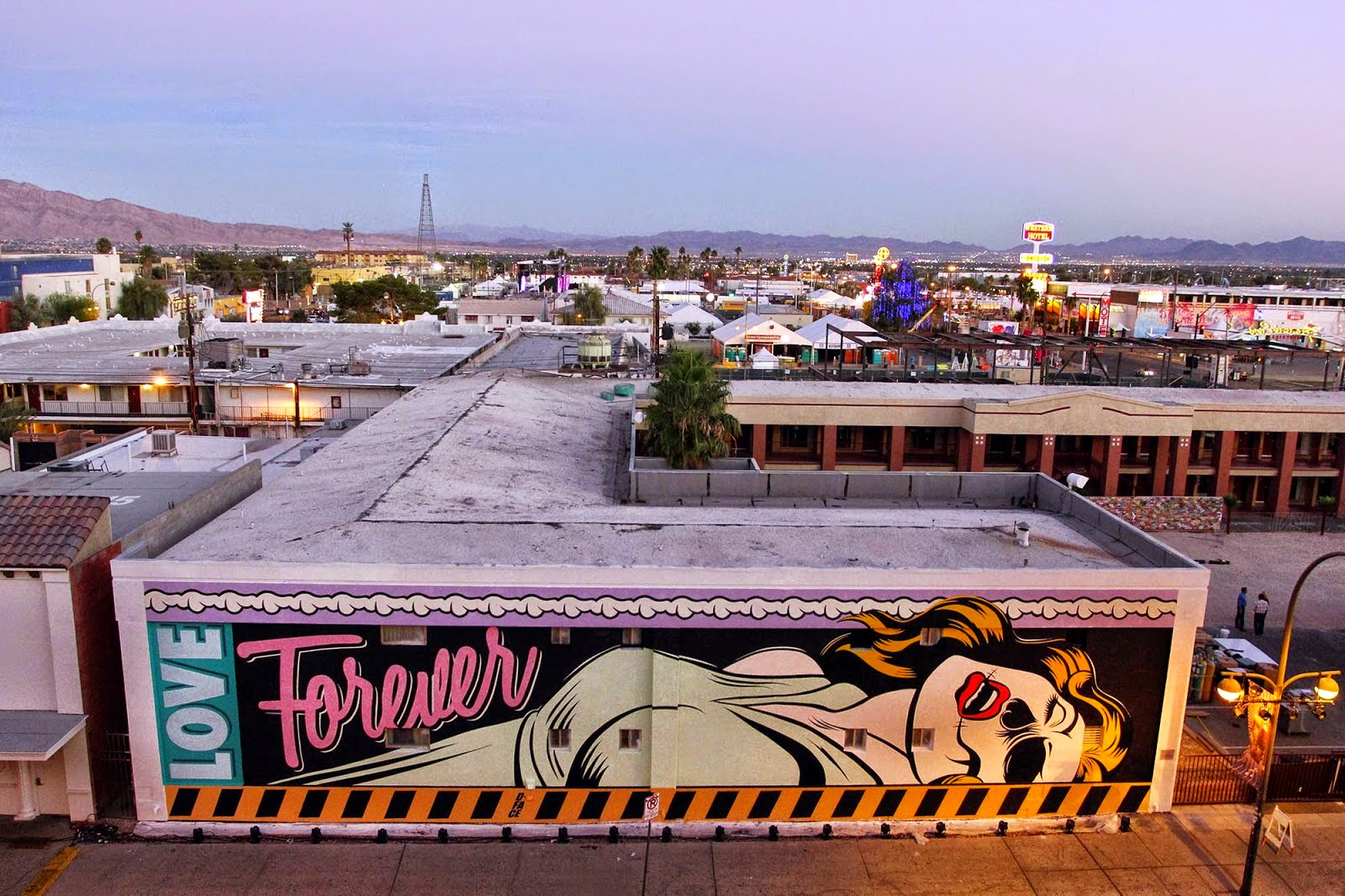 If you missed the memo about Las Vegas being the hottest city in the United States right now for Street Art then you've probably been hiding under a rock for the past two years.