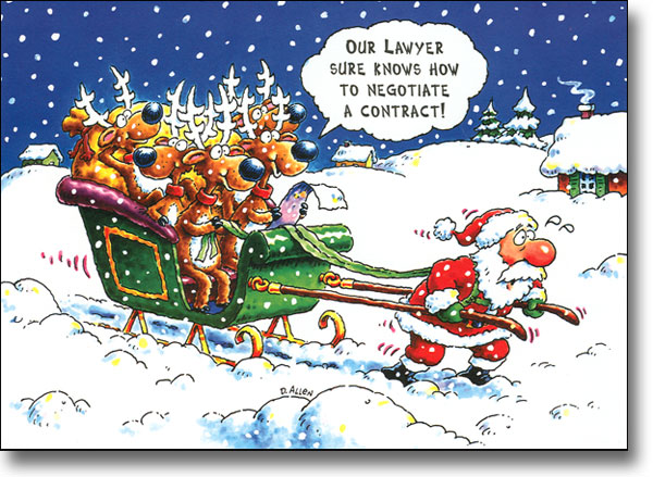 Funny Santa Christmas Images