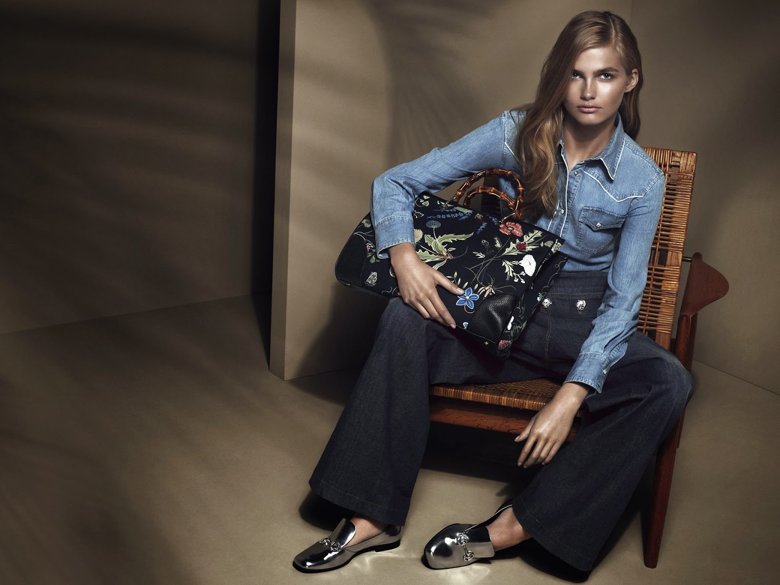 Gucci launches Cruise Campaign 2015