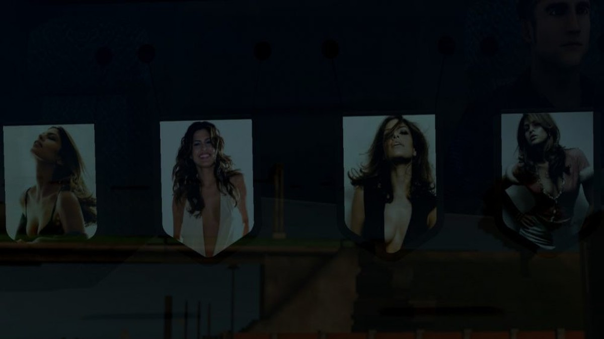 Pennants Pack With Eva Mendes #2