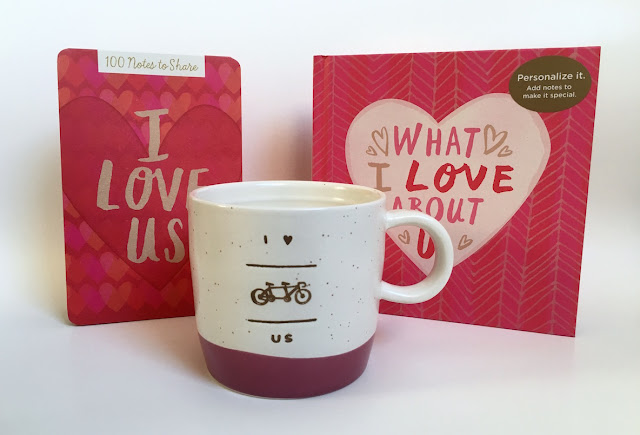Hallmark Canada Oversized Mugs Love Notes - Valentines - #LoveHallmarkCA