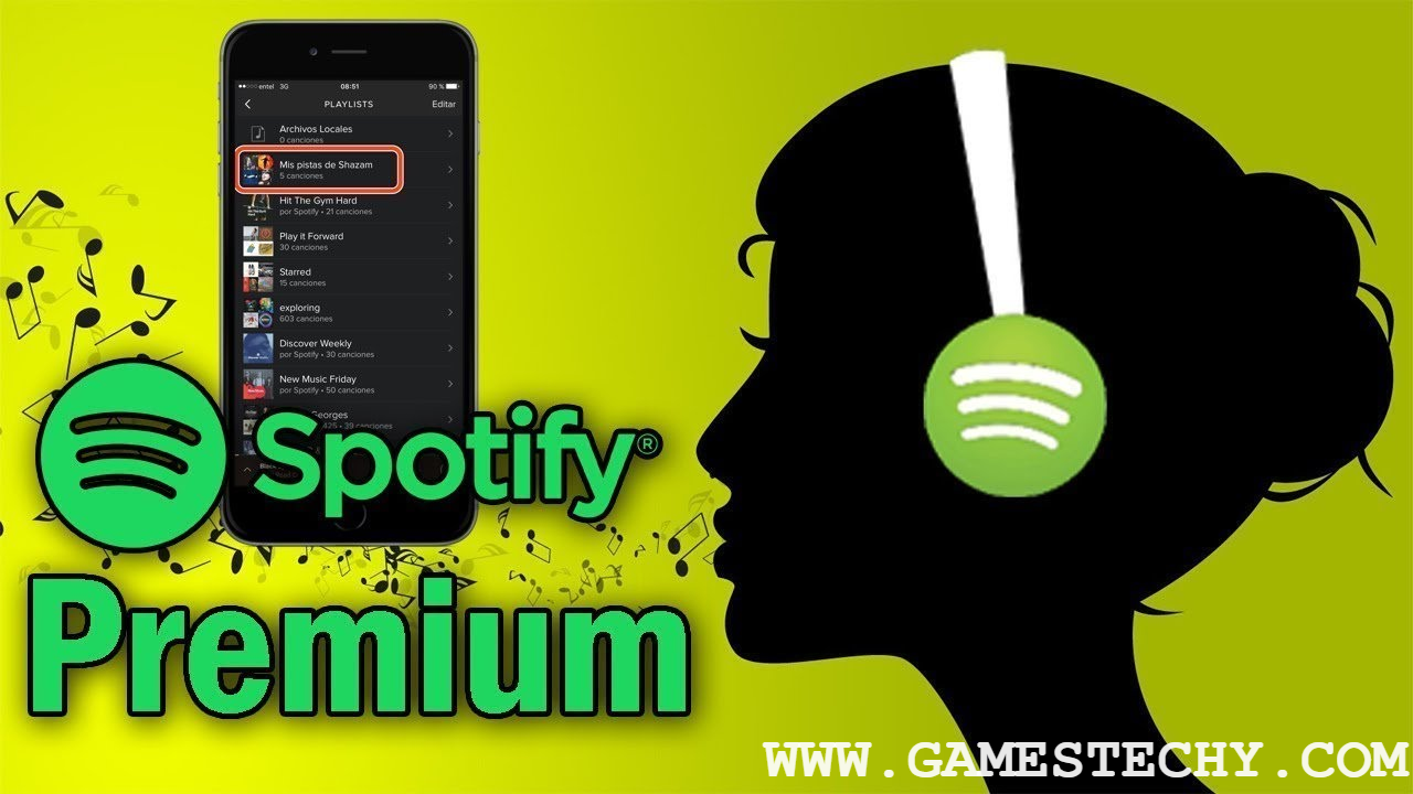 Download Spotify Premium Free APK For Android 2018 - Techexer