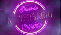 Promoção Show de Aniversário Livelo com Magal