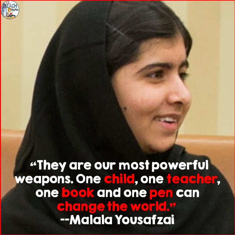 a rhetorical analysis of the nobel peace prize speech of malala yousafzai on womens education Malala yousafzai and womens education in pakistan  a rhetorical analysis of the nobel peace prize speech of  the malala nobel peace prize speech given by.