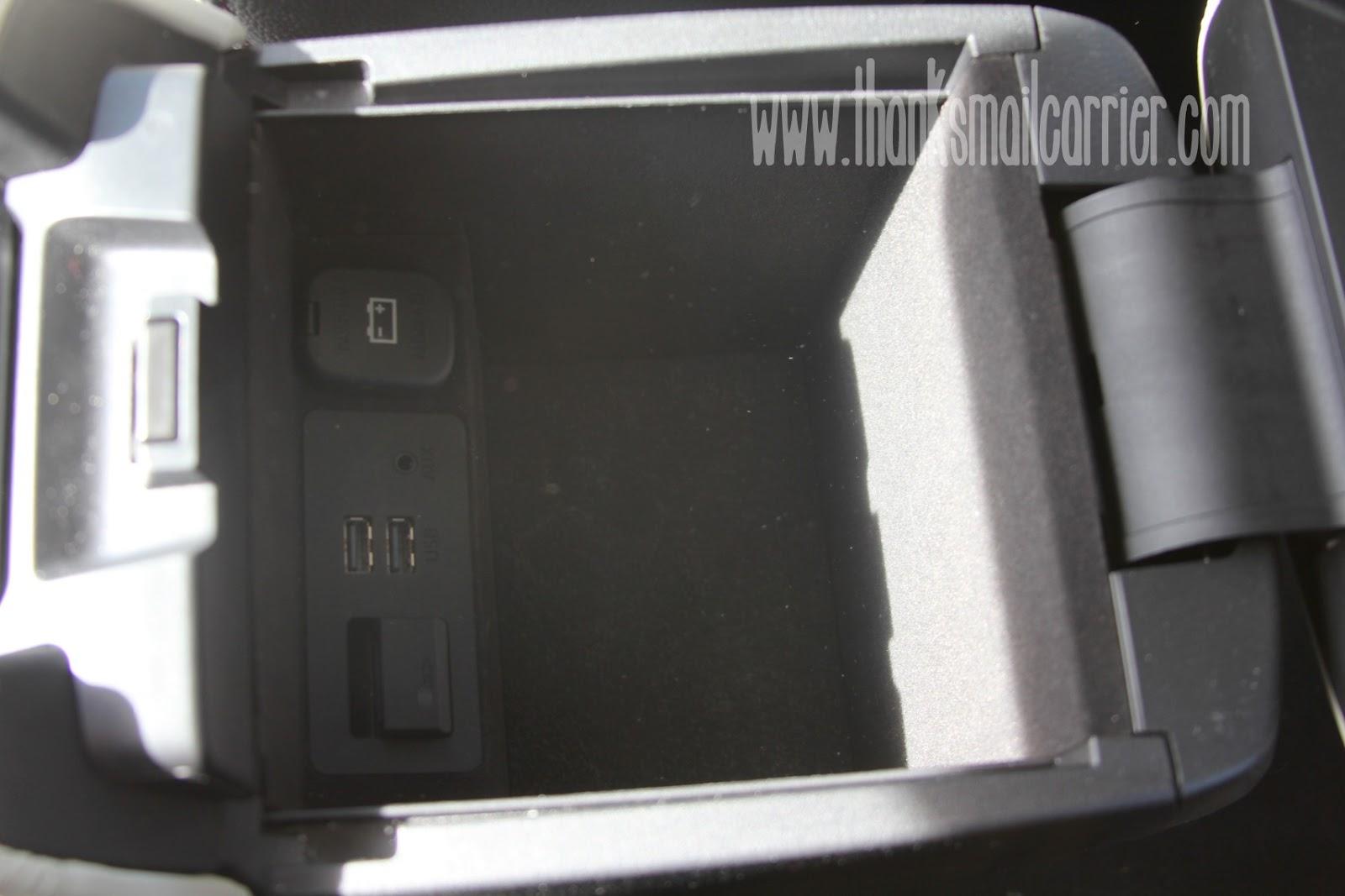 Mazda6 armrest