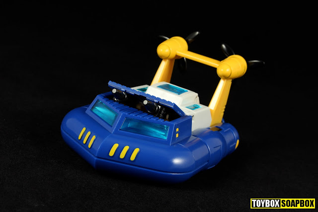 Toyworld Wavebreak flip out guns