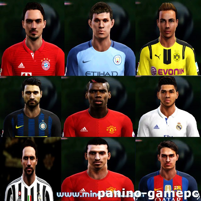 PES 2013 PESEdit 11.0 PATCH 2017 By Minosta4u PESEdit 11.0 Patch 2017 PESEdit 11.0 Patch For Season 2017