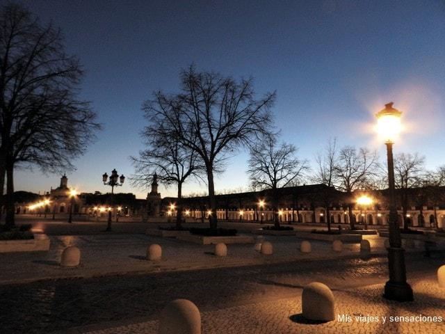 Plaza de San Antonio, Aranjuez