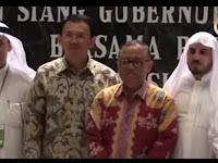 Buruan Lihat Videonya, Gak Nyangka Ahok Bisa Pamer Kemampuan Bahasa Arabnya Didepan Delegasi...