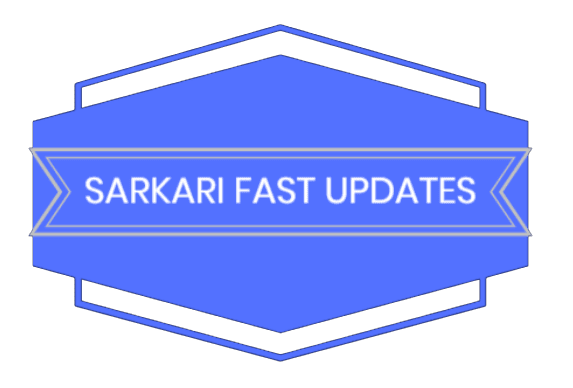Sarkari Fast Updates : Sarkari Result, Sarkari jobs and More