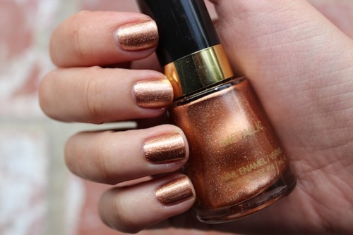 Copper Nails Everything About Fashion Today