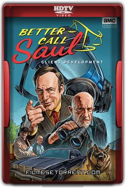 Better Call Saul 1 Temporada Torrent WEB-DL 720p Dual Audio