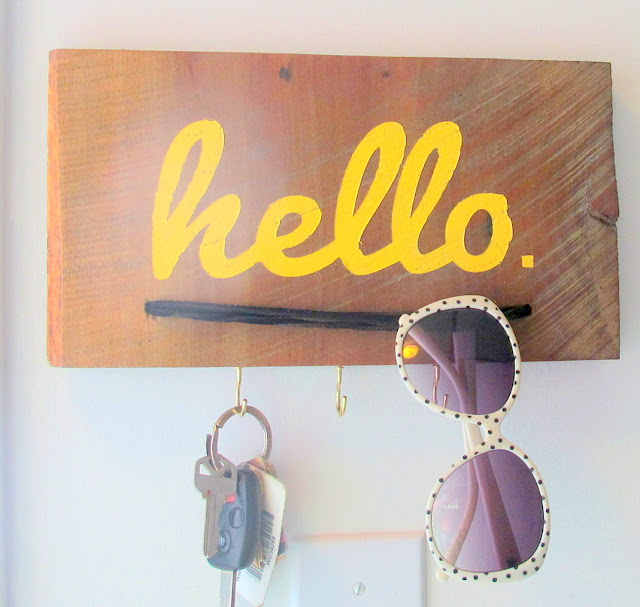 easy weekend DIY projects // Hot Wheels and Glue Guns