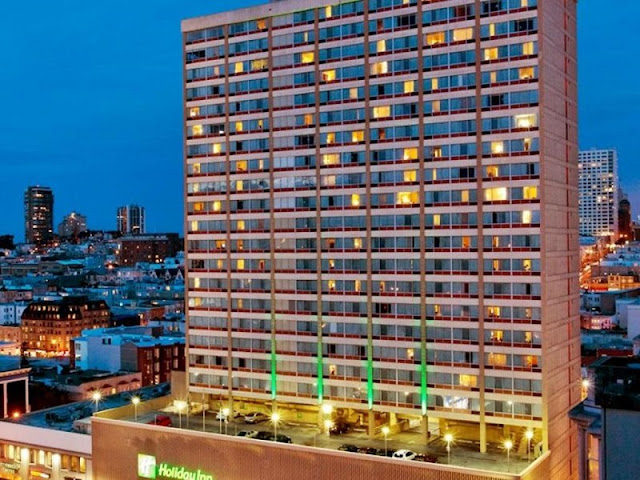 Hotel Holiday Inn San Francisco - Golden Gateway em San Francisco