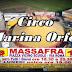 A MASSAFRA E' ARRIVATO IL CIRCO DI MARINA ORFEI. VIDEO