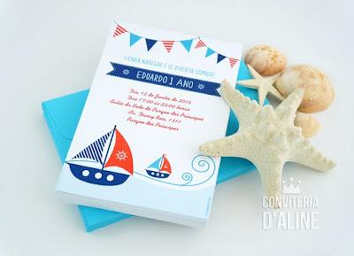 convite festa marinheiro