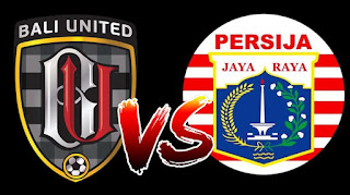 Bali United Vs Persija di Final Piala Presiden 2018