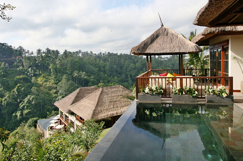 Luxury Ubud Hanging Gardens