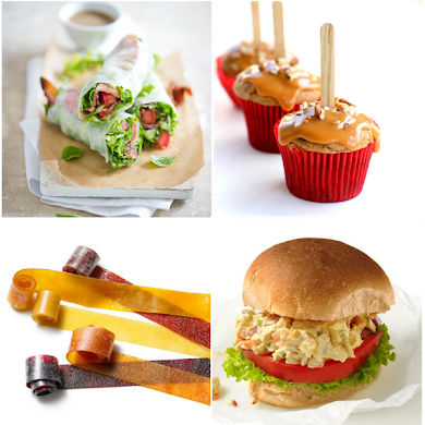 30+ Back to School Lunchbox Recipes