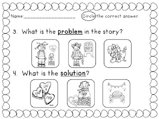 Parsons' Posts: Visuals to Increase Comprehension at