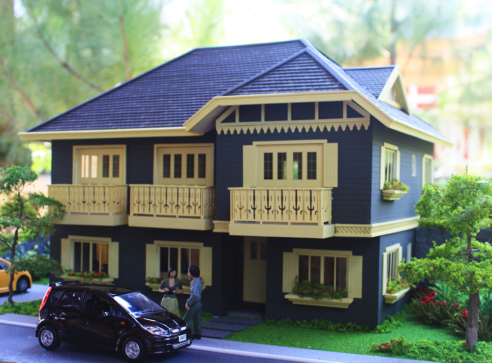 Crosswinds Tagaytay Chatelard Luxury House And Lot For