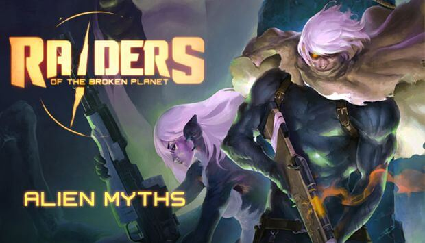 RAIDERS OF THE BROKEN PLANET ALIEN MYTHS-FREE DOWNLOAD